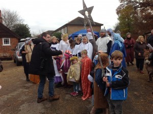 The Walk About Nativity